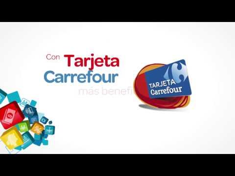 Con tarjeta Carrefour más beneficios siempre !