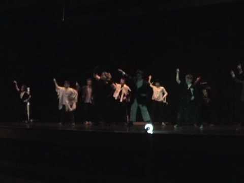 2010 Upper Allen Elementary School Talent Show (Thriller)