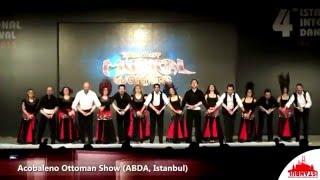 ABDA DANCERS- GROUP ARCOBALENO-OTTOMAN SHOW 2015 IIDF