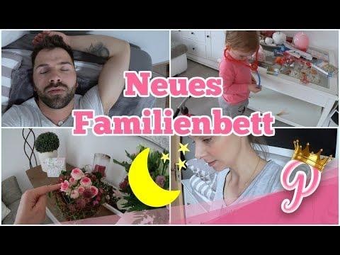 schlafprobleme-|-neues-familienbett-|-haileys-neues-wort-|-14.10.2017-|-familyvlog-#173