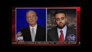 Haris Zafar on The O'Reilly Factor