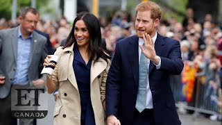 Harry And Meghan Visit Melbourne