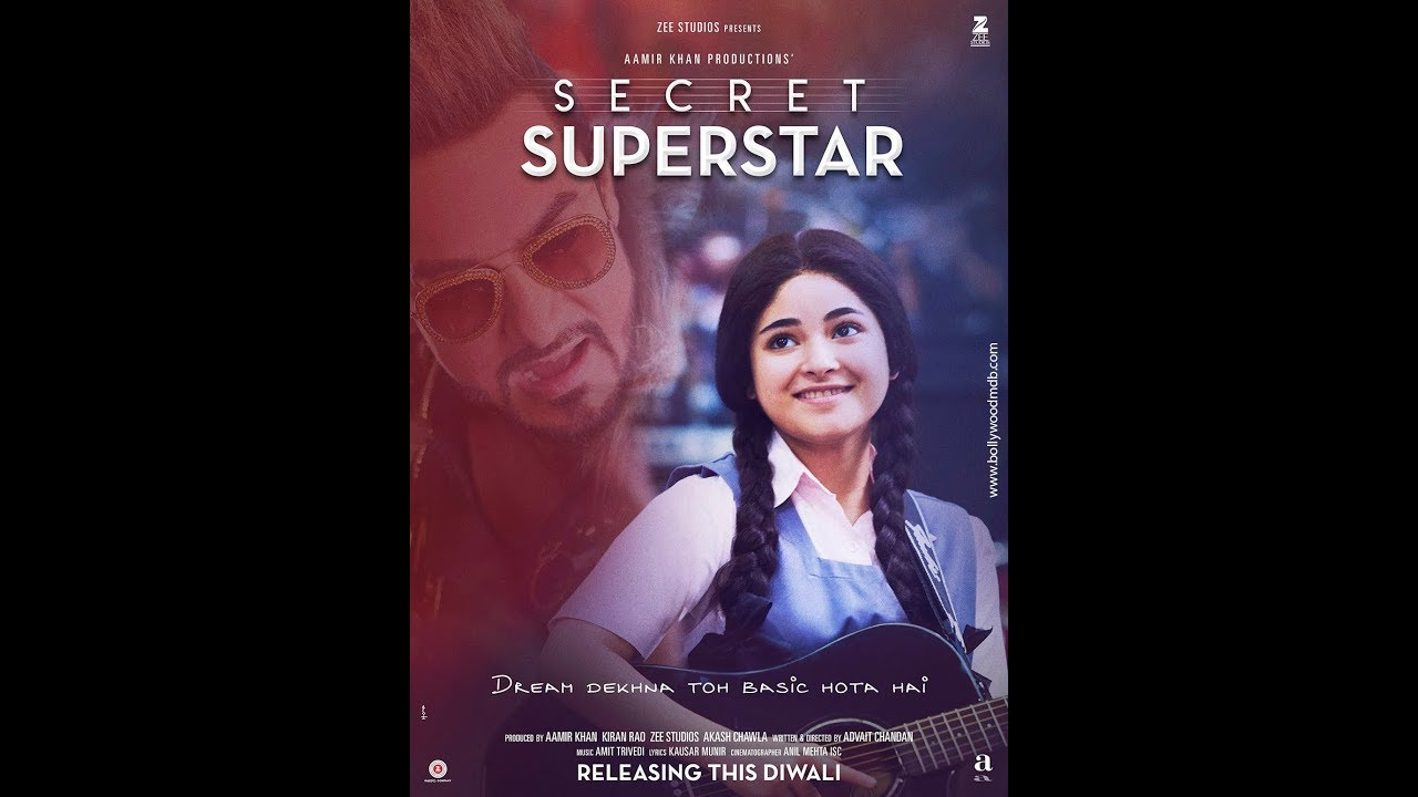 Secret Superstar Full Hd Movie Download 720p Movies