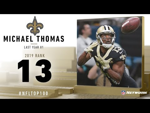 Adrian Long - Michael Thomas record-breaking contract with the Saints !!!!