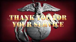 US Marine Corps Birthday & Veteran's Day Tribute 2014
