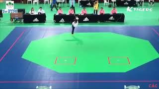 Taekwondo đỉnh quá . Bài Quyền Sáng tạo của K-tigers