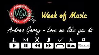 WoM - Love me like you do - Cover Andrea Garcy