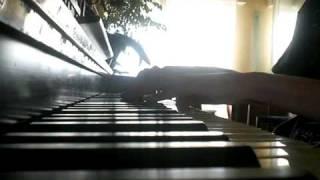 Björk - Pagan Poetry  (Piano)