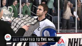 NHL 12 - Be a Pro Revamped