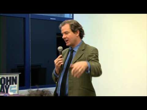 The Hunt For Bin Laden: Peter Bergen (Seminar On Terrorism) Part 1