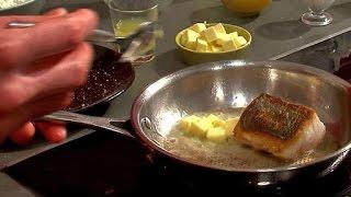 Technique de Chef : Sauter un poisson