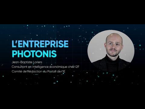 Jean-Baptiste Loriers - Zoom sur l'entreprise Photonis