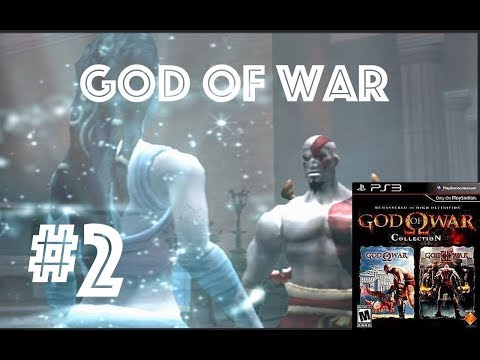 God of War - Playthrough with Commentary | Gates to Athens Ep.2