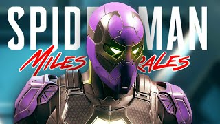 Meeting PROWLER in Spider-Man Miles Morales PS5!