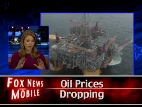Oil Prices Dropping
