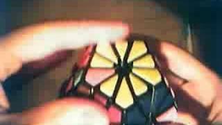 pyraminx crystal some algorithms