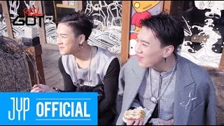 [Real GOT7] episode 2. Making Film