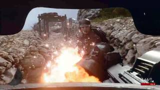 Battlefield 1 | Alienware Alpha i5 Gameplay | Italian Campaign Part 2