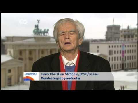 Hans-Christian Ströbele zum Snowden-Interview   Journal