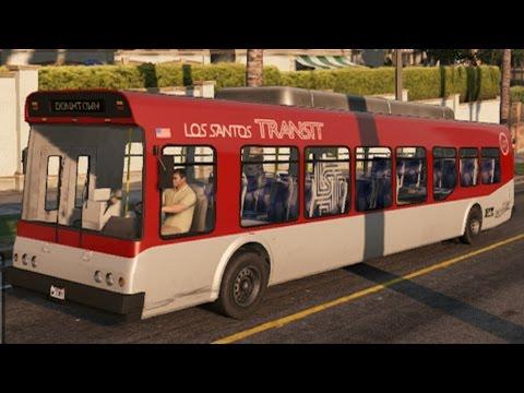Los Santos Transit Video