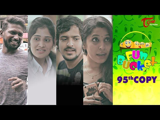 Fun Bucket | 95th Episode | Funny Videos | Harsha Annavarapu | #TeluguComedyWebSeries