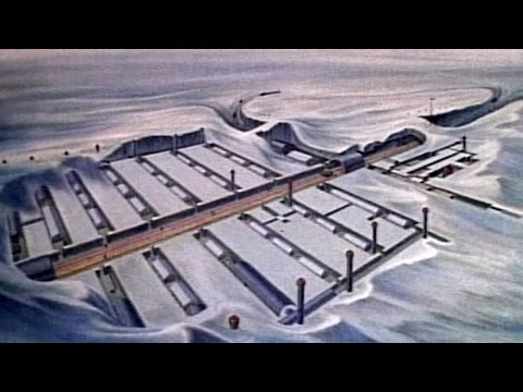US Builds Secret Base Under Greenland Ice Sheet