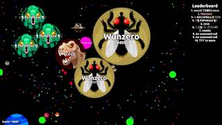 Agar.io Guest Video by Wunzero - The Punisher
