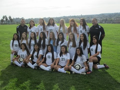 Port Of Los Angeles High School Girls Soccer 2016-2017 Tribute