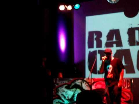 INOKI-MAD DOPA-ESA-DJ ALIK@Radio Cage Festival + NINJA KAMUI  DEZPISE