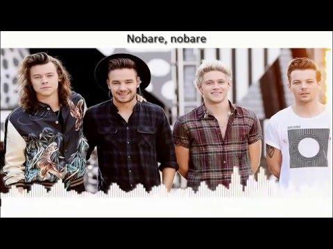 One Direction - Drag me down letra (Pronunciacion) [Pop/Rock]