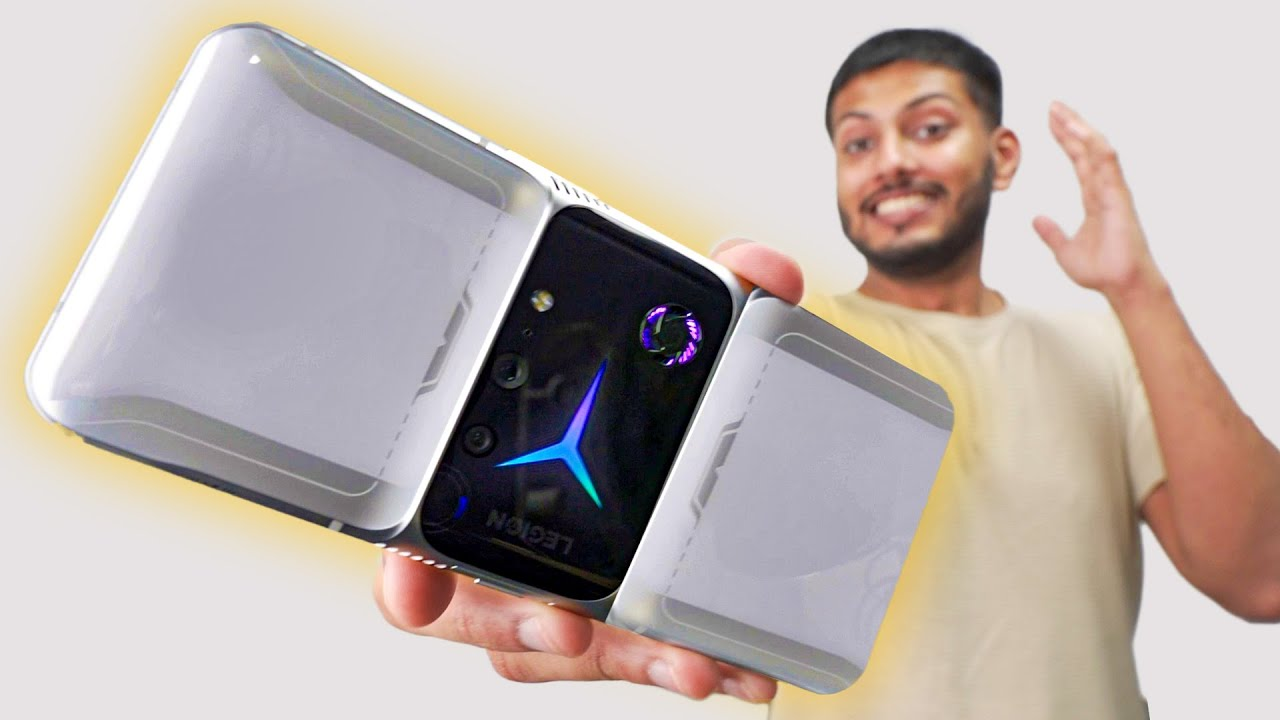 This Gaming Phone has Majedaar Features !