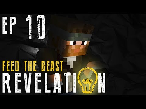 Repeat FTB Revelation : Ep 11 : To The Mining Dimension! by