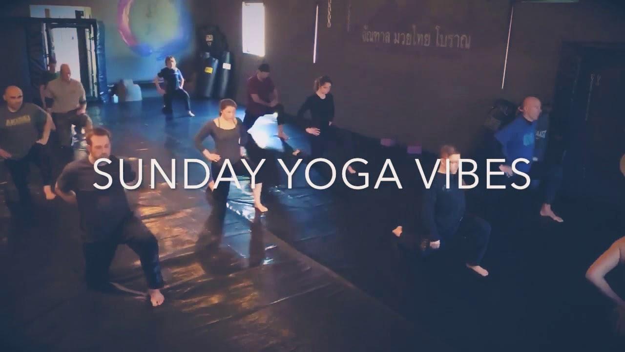 Dojo Yoga Timelapse