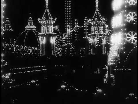 Coney Island at Night (1905)