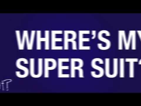 Where's my super suit? Motion Graphic by Amy Rocha