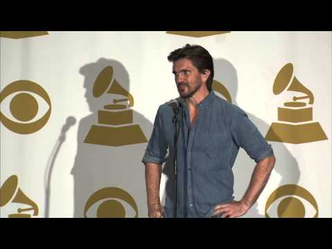 TNT | Grammy Awards 2015 | Entrevista Juanes