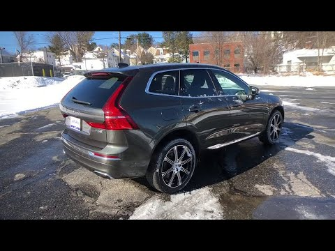2018 Volvo XC60 Haverhill MA, Lawrence MA, Methuen MA, Salem NH, Andover, MA 15357V