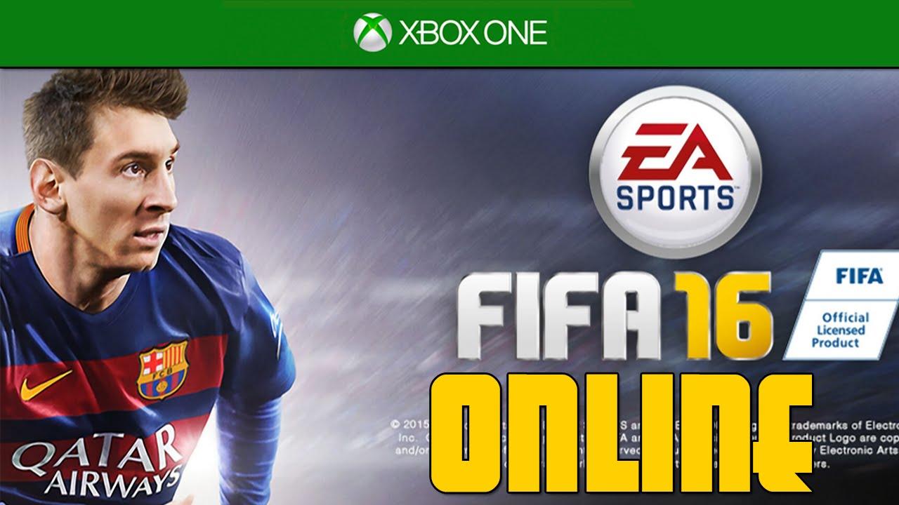 FIFA 16  Primeira Partida no Online (Xbox One) - YouTube e7569f99a25ef