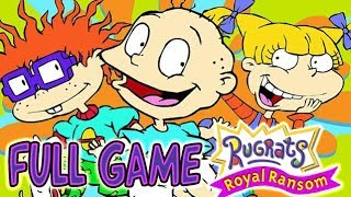 Rugrats: Royal Ransom FULL GAME Episodes Longplay (PS2, Gamecube)