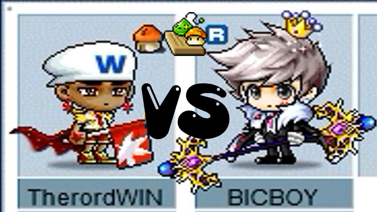 Maplestory: Omok with GM!