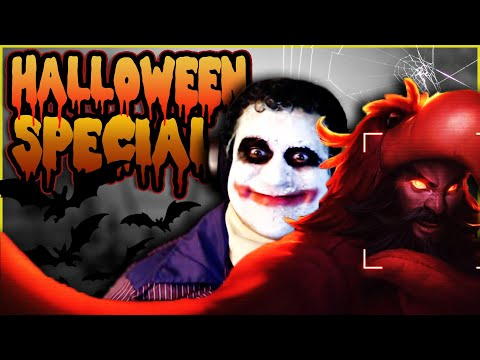 UDYR | Halloween Special featuring the Joker, Udyr and Snow White - League of Legends