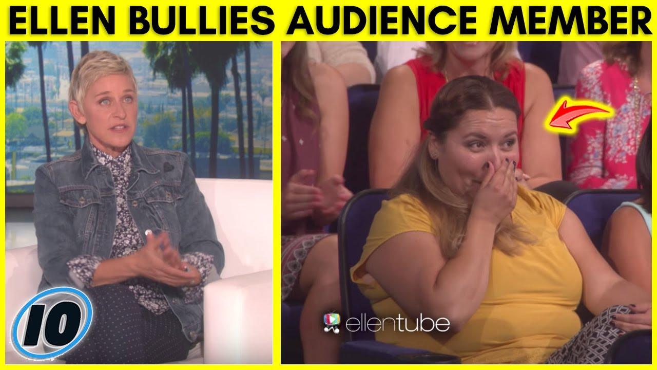What Being An Ellen Degeneres Audience Member Is Really Like