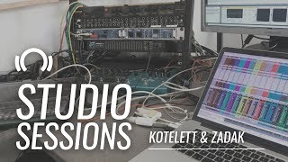 Скачать Kotelett Zadak Beatport Studio Sessions