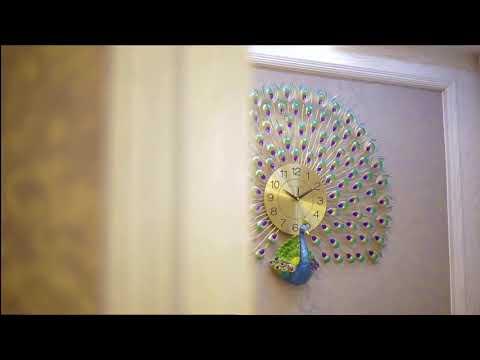 Wall Clock  decor Ideas _ SallyHomey Life's Beautiful