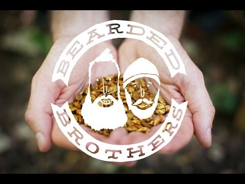 Bearded Brothers Kickstarter Video - Organic sprouted nuts &