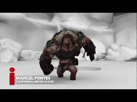 iAnimate Games - Fall 2012 Showreel