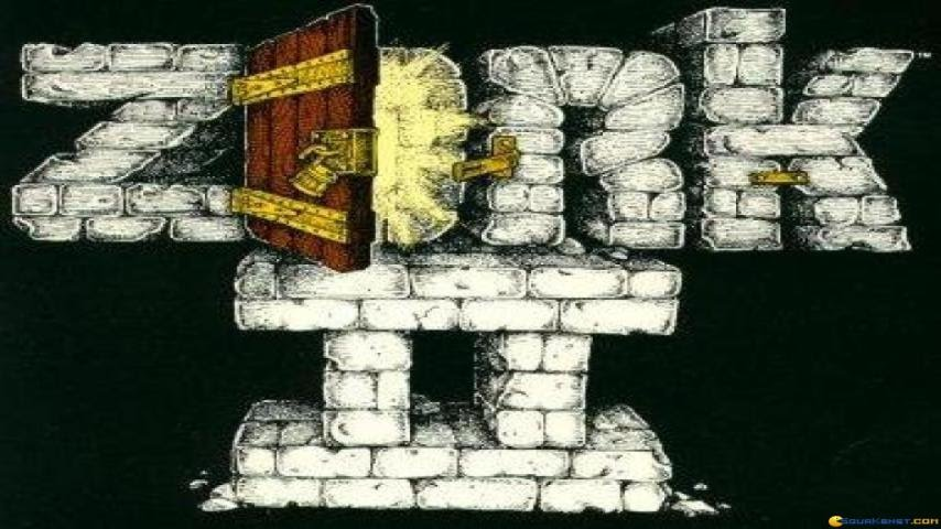 Zork 2 - The Wizard of Frobozz gameplay (PC Game, 1983)