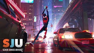 Let's Talk About That Spider-Man: Into the Spider-Verse Trailer! - SJU