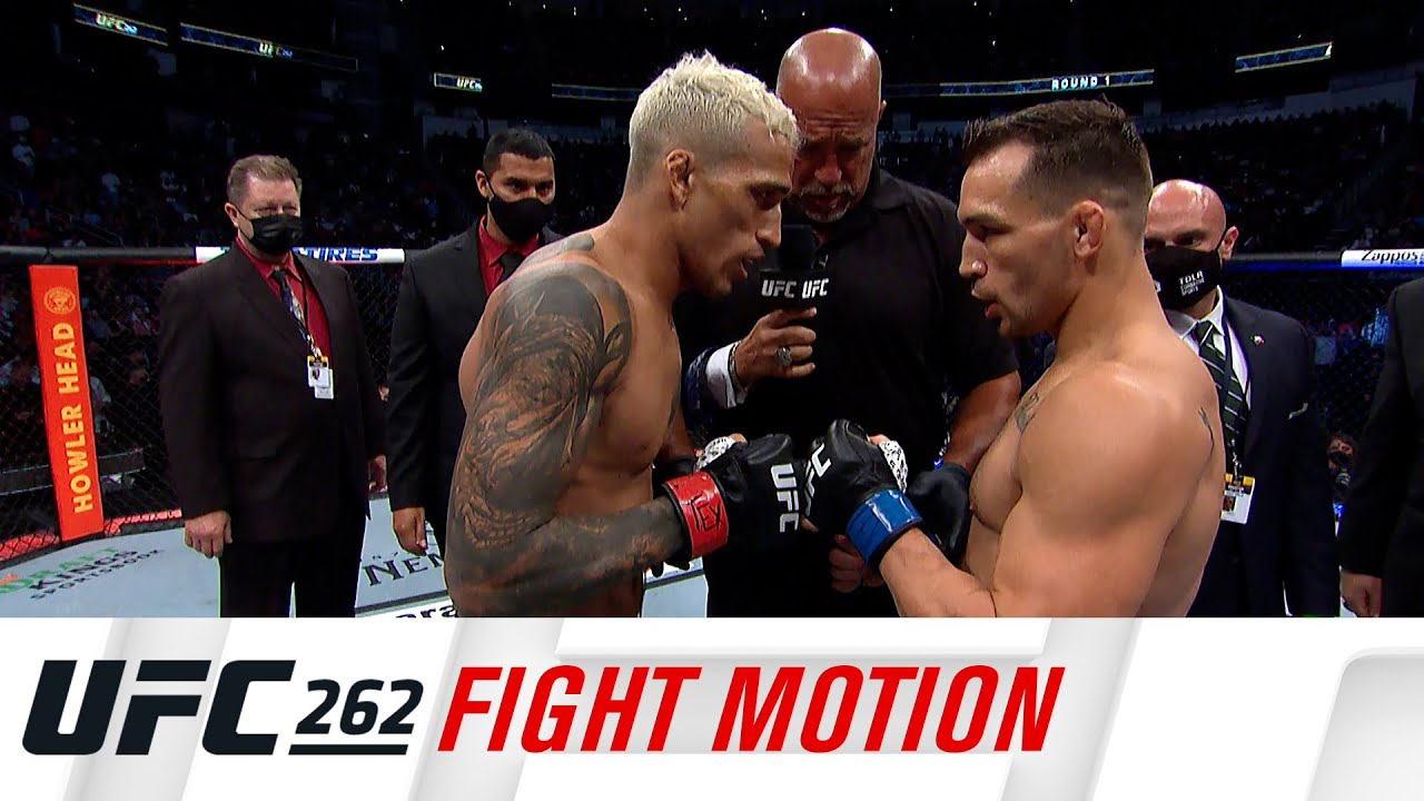 Download UFC 262: Fight Motion