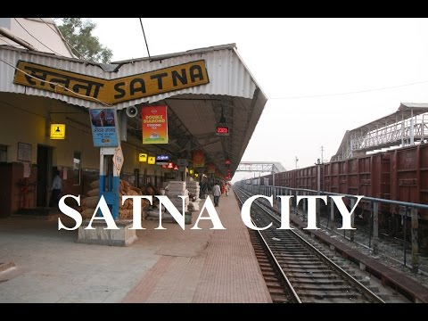 India/Satna City: State of Madhya Pradesh Part 27 (HD)